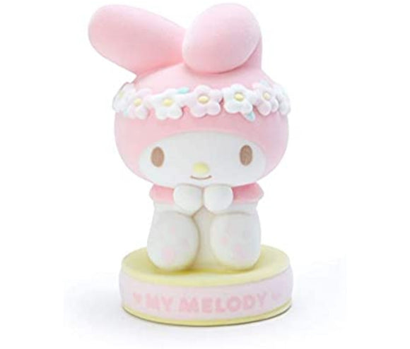 My Melody PVC / 3D Mascot Flocked Coin Bank by Sanrio - Megazone