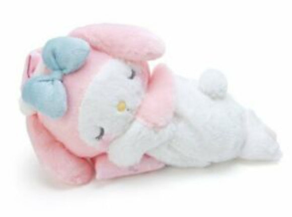 My Melody Sleeping Time Plush / Cushion with Warmer by Sanrio - Megazone