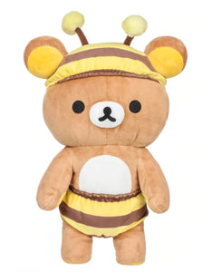 Rilakkuma Dressed as Honey Bee Plush by SanX - Megazone