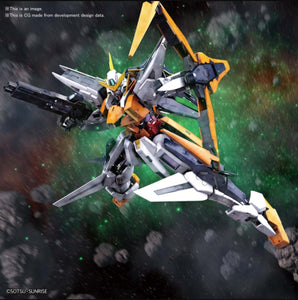 (MG) Gundam 00 1/100 GN-003 Gundam Kyrios Celestial Being Mobile Suit - Megazone