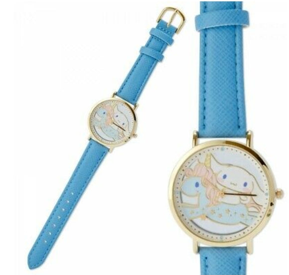 Cinnamoroll Wrist Watch, Light Blue Strap by Sanrio - Megazone