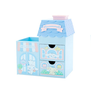 Cinnamoroll House Organizer with Drawers by Sanrio