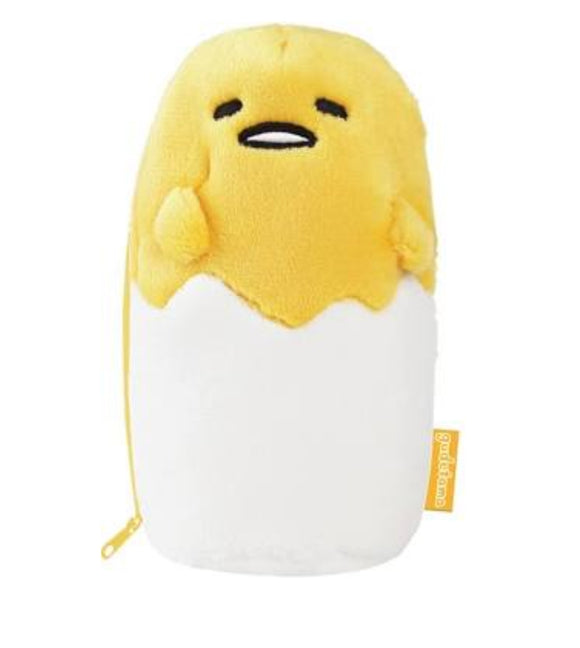 Gudetama Plushie Pencil Case/ cosmetic pouch  by Sanrio