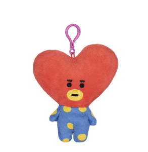 "BT21 TATA Backpack Clip 5"" in by Gund"