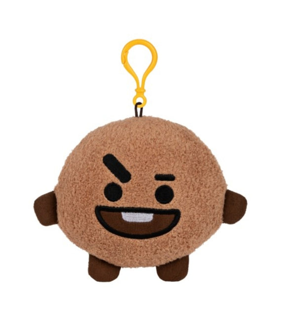 BT21 Shooky Backpack Clip 4