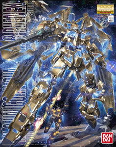 (MG) 1/100 RX-0 Unicorn Gundam 03 Phenex Full Psycho-Frame Prototype Mobile Suit