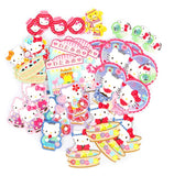 Hello Kitty Lantern Time Stickers/Pack of 40 by Sanrio