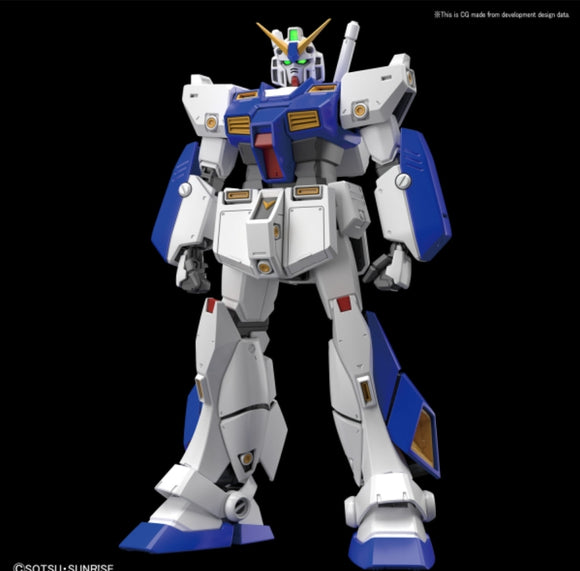 (MG) 1/100 RX-78 NT-1 E.F.S.F. Prototype Mobile Suit For Newtype