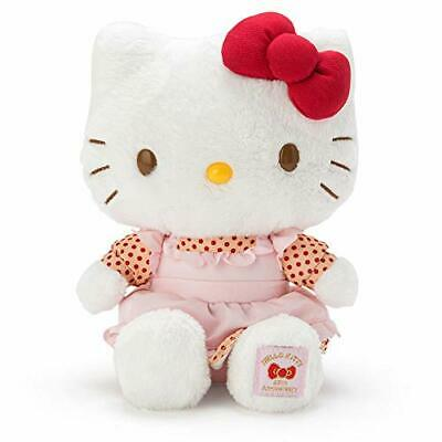 Hello Kitty Plush 45 anniversary  by Sanrio