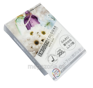Smooth Cologne White Musk Scent Japanese Air Freshener/ Spencer By Diax - Megazone