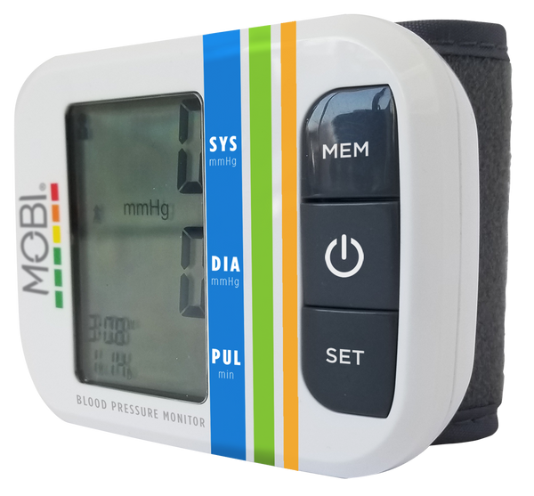 MOBI Health Wrist Blood Pressure Monitor