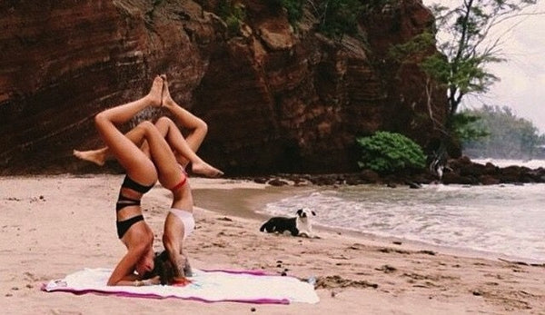 8 Acro Yoga Poses For Beginners Shandali