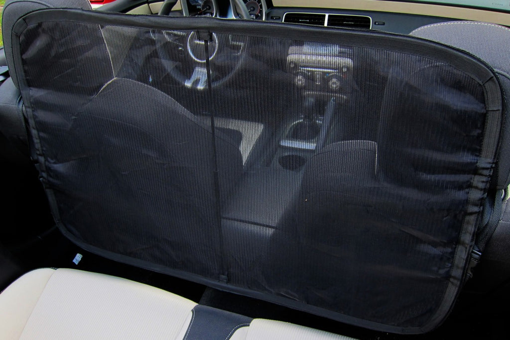 Holm Windscreen Wind Deflector for Convertible Cars - Stop  Crazy Convertible Hair.