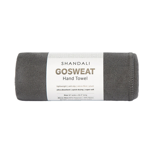 Yoga Hand Towel - Super Absorbant Microfiber