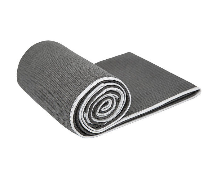 Sticky Fiber Non-Slip Yoga Towel With Silicone Grip