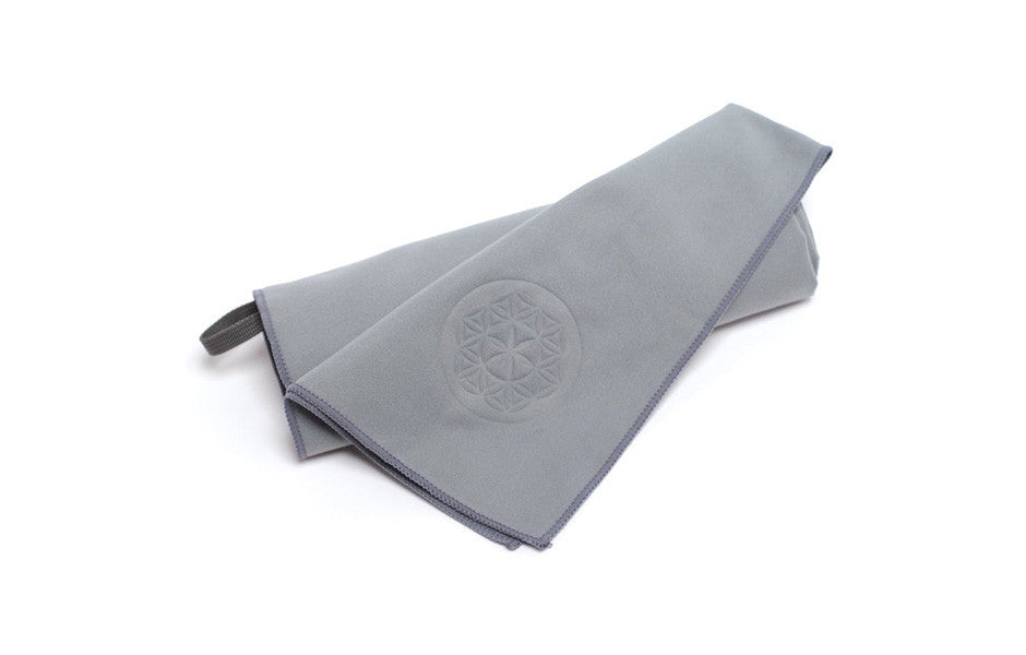 Yoga Travel Towel - Microfiber  Super Absorbent Light Weight