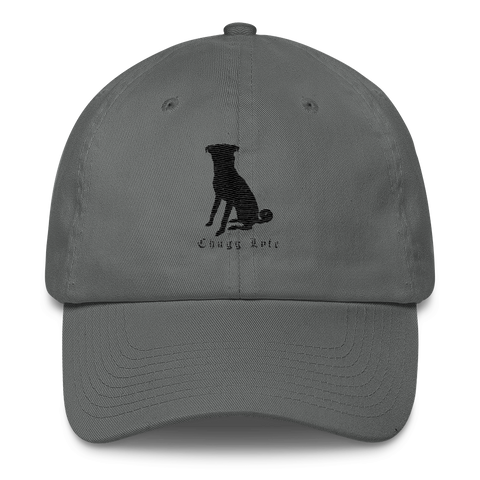 The Charcoal Curved Chugg Cap