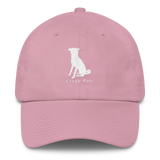 The Light Pink Curved Chugg Cap