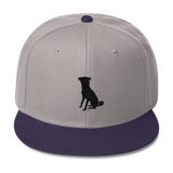 The Navy/Gray Chugg Snapback