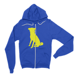 The Original Unisex Chugg Zip-Up Hoodie