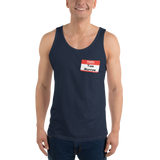 Paging Mr. Morrow Design Unisex  Tank Top