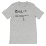 Chuggatude Unisex Shirt - Dark Version