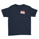 Paging Mr. Morrow Design Youth Short Sleeve T-Shirt