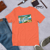 Greetings From...Water? - Short-Sleeve Unisex T-Shirt