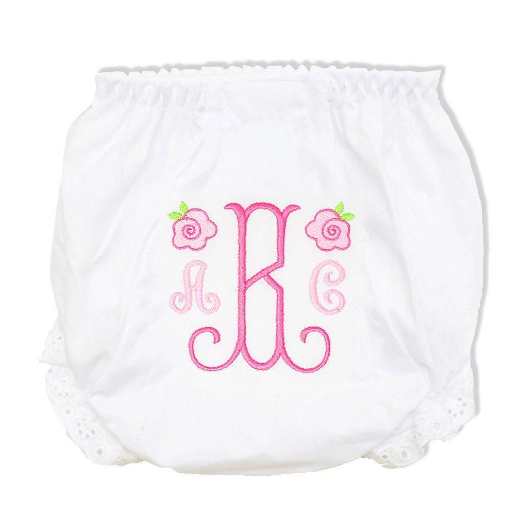 Rose Bloomers-Miss Monogram