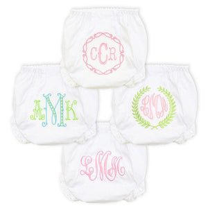Ultimate Summer Bloomer Set-Miss Monogram
