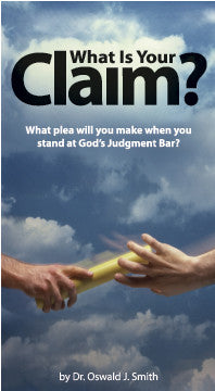What is Your Claim?