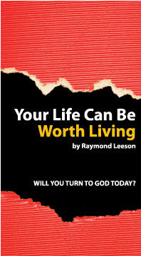 Your Life can be Worth Living