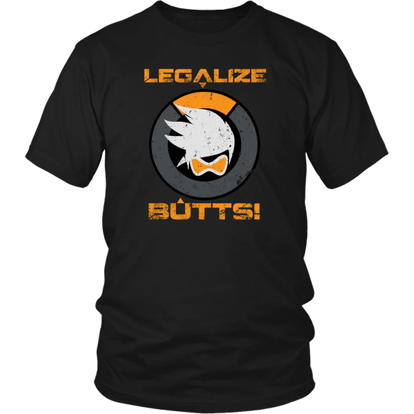 Legalize Butts! | ThreadBot