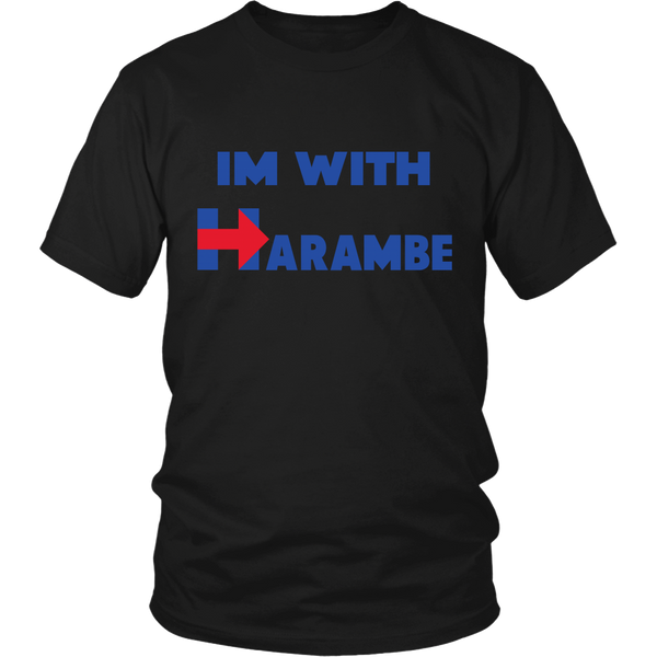 I'm With Harambe! | ThreadBot