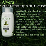 SUTRA A'vera Gentle Exfoliating Facial Cleanse (Men) - SUTRA Wellness