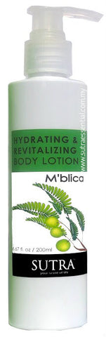 SUTRA M'Blica Hydrating and Revitalizing Body Lotion - SUTRA Wellness