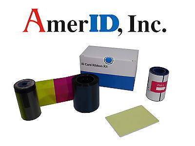 Datacard YMCKT Generic Color Ribbon for SP SP+ SD Printers 534000-003 500 Print