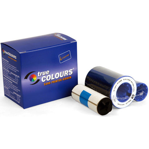 Zebra KO Resin Black Ribbon for i Series Printers 1000 Print - 800015-460