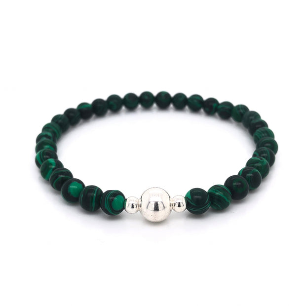 THE ADAM BRACELET • MALACHITE