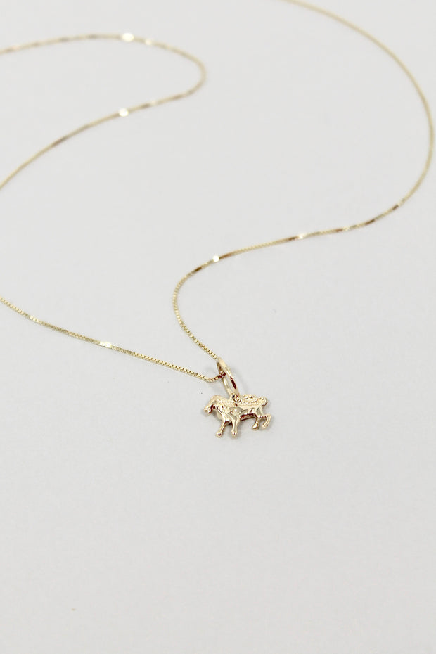Star Sign Necklace | Leo