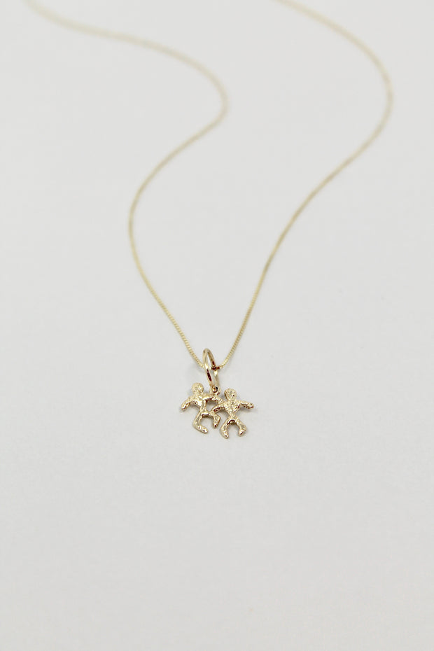 Star Sign Necklace | Gemini