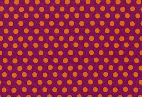 Kaffe Fassett GP70 Magenta Royal Spot Polka Dot FQ FAT Quarter Rowan Westminster Fasset Collective 18x22 Classic Quilt Fabric