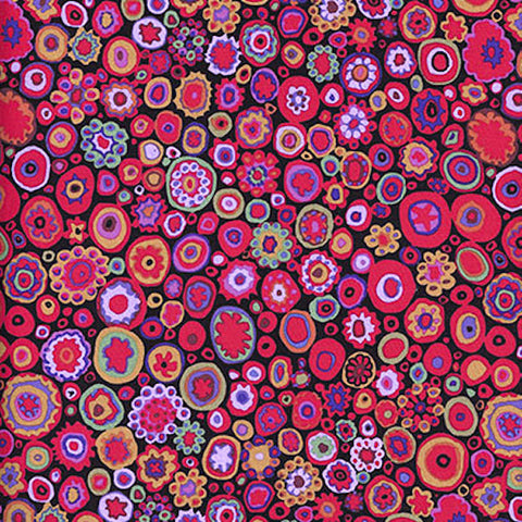 "Kaffe Fassett GP20.GYPSY GP020 Gypsy Paperweight Classic FQ FAT Quarter Rowan Westminster Fasset Collective 18""x22"" Quilt Fabric"
