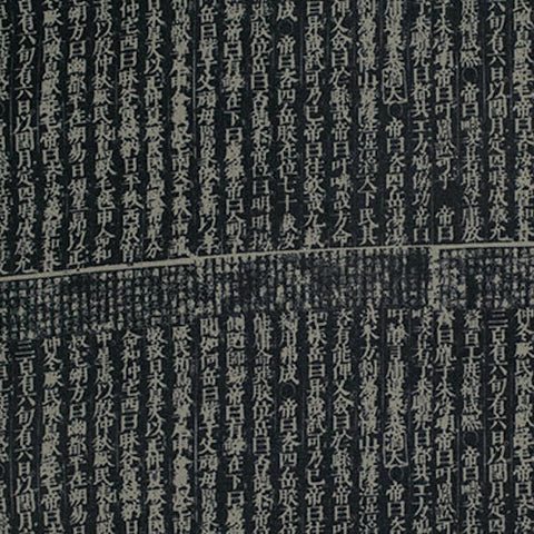 "PWPG034 Parson Gray Empire Oracle Sword Black Modern Geometric Quilting 18"" BTHY Westminster Half Yard 18"" Quilt Fabric HY Floral Mod Modern"