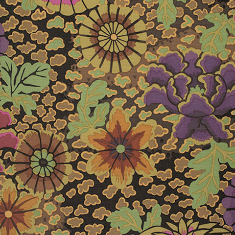 "SAGP007 Kaffe Fassett Dream Brown 55"" Wide HOME Dec PWGP148 Kaffe Fassett KFC Designer Quilting HY Rowan Westminster Half Yard 18"" Fabric"