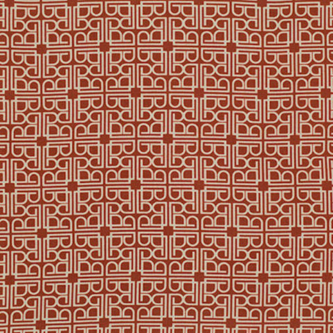 "PWPG020 Parson Gray World Tour Barcelona Monk Rust Geometric Quilting 18"" BTHY Westminster Half Yard 18"" Quilt Fabric HY Floral Mod Modern"