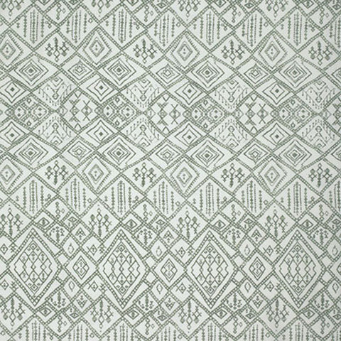 "PWPG036 Parson Gray Empire Tradewind Sandstone White Geometric Quilting 18"" BTHY Westminster Half Yard 18"" Quilt Fabric HY Floral Mod Modern"