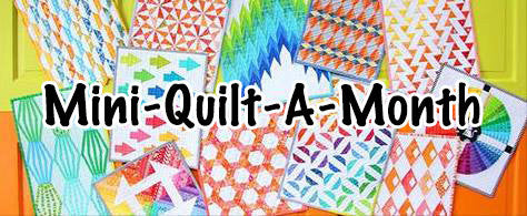 A Mini Per Month BOM Facebook Monthly Quilt-Along Club Fabric Quilt Block Kits USA Pattern Sewing Quilting Project Subscription