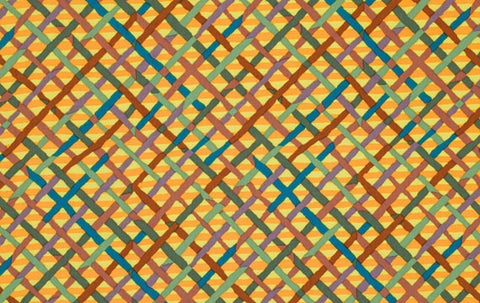 "Brandon Mably PWBM037 Mad Plaid Autumn Kaffe Fassett Collective Designer Quilting 18"" BTHY Rowan Westminster Half Yard 18"" Quilt Fabric HY"