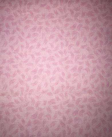 "Pink Tonal Blender Springs Industries 7835 Repro New Rare Designer Quilting 18"" BTHY Rowan Westminster Half Yard 18"" Quilt Fabric HY"